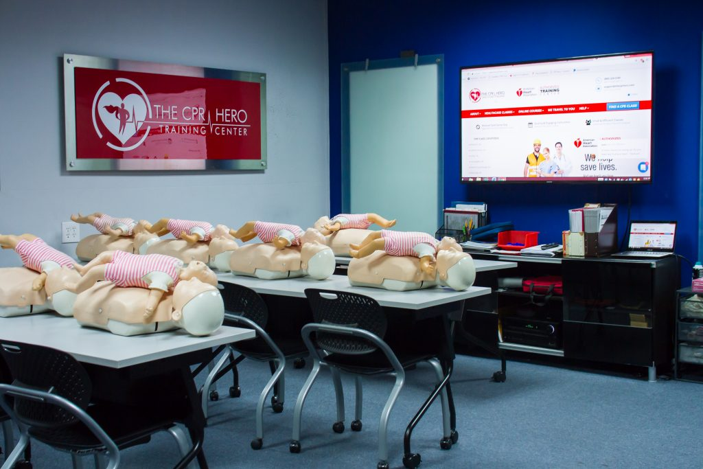 Cpr Classes Anaheim The Cpr Hero Training Center