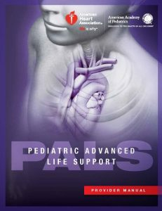 Healthcare Provider AHA-certified PALS Course